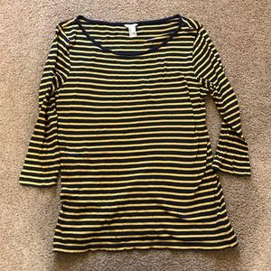 Forever 21 Striped Shirt Size L